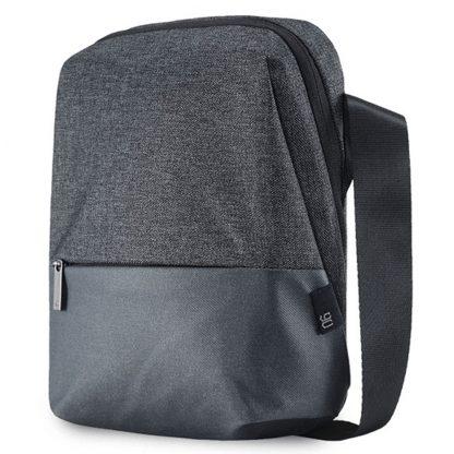Сумка на плечо Xiaomi 90 Points Basic Urban Shoulder Bag (Dark Grey) - 1