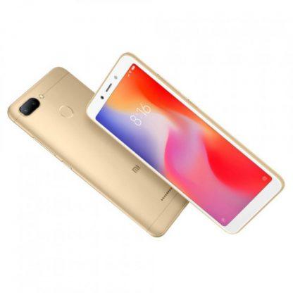 Xiaomi Redmi 6 4 64GB Gold - 1