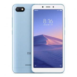 Xiaomi Redmi 6a Blue - 1