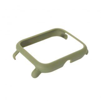 Бампер пластиковый для Xiaomi Bip Lite Армейский Зеленый - 1