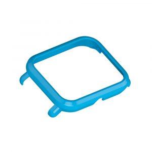 Бампер пластиковый для Xiaomi Bip Lite Голубой - 1