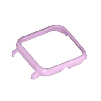 Бампер пластиковый для Xiaomi Bip Lite Розовый - 1