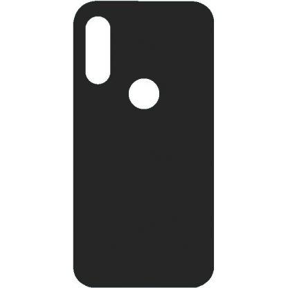 накладка силиконовая для Xiaomi Mi Max 3 черный