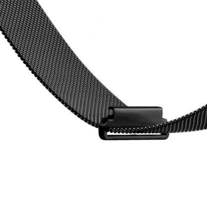 Ремешок метал Magnetic для Xiaomi Bip Lite Черный - 5