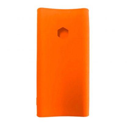 Силиконовый-чехол-Xiaomi-Powerbank-2C-20000-Orange-1