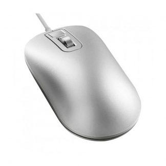 Мышь со сканером отпечатка пальца Xiaomi Smart Fingerprint Mouse Silver-1