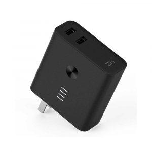 Зарядное-устройство--Xiaomi-Power-Bank-ZMI-6700-mAh-black-1