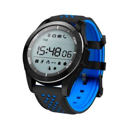 Умные Часы NO.1 F3 Black Blue-1