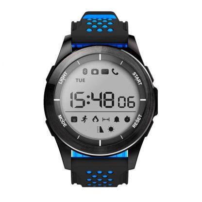 Умные Часы NO.1 F3 Black Blue-2