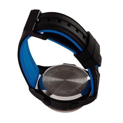 Умные Часы NO.1 F3 Black Blue-3