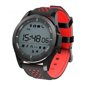 Умные Часы NO.1 F3 Black Red-1