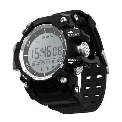 Умные Часы NO.1 F2 Black-1
