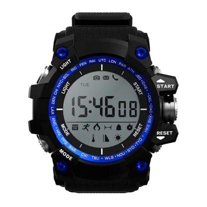 Умные Часы NO.1 F2 Blue-1