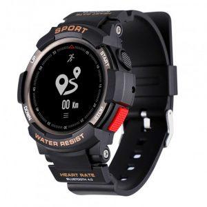 Умные Часы NO.1 F6 Black-1