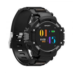 Умные Часы NO.1 F7 Black-1