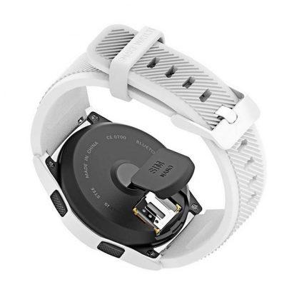 Умные Часы NO.1 G8 Silver-3