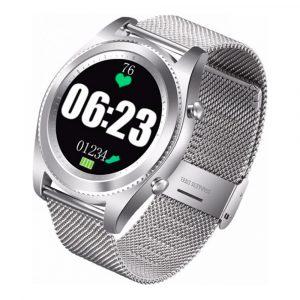 Умные Часы NO.1 S9 Steel Silver-1