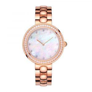 Часы женские Xiaomi Twenty Seventeen Gold - 1