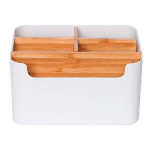 Бамбуковый-органайзер-ZEN's-Bamboo-Storage-Box-1
