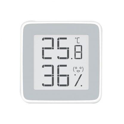 Датчик температуры,влажности Xiaomi Digital Thermometer Hygrometer LCD Screen квадр - 1