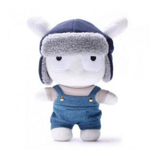 Мягкая-игрушка-Xiaomi-Заяц-в-комбинезоне-1