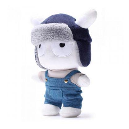 Мягкая-игрушка-Xiaomi-Заяц-в-комбинезоне-2