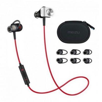 Беспроводные наушники Meizu SPORTS EP51 Bluetooth Earphones (Red) - 3