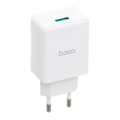 Сетевой адаптер Hoco C34A Quick Charge 3.0-1
