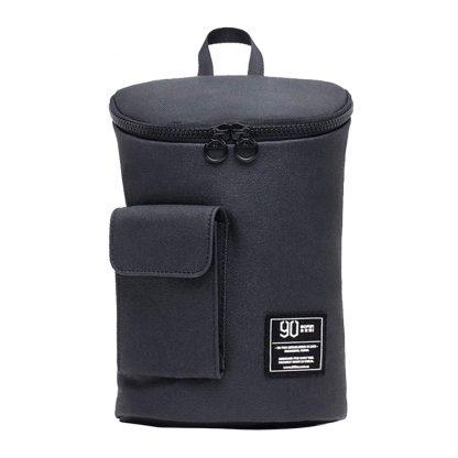 Ryukzak Xiaomi 90 Points Chic Chest Bag Small Black 01