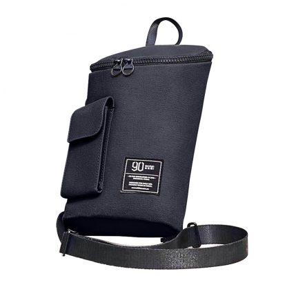 Ryukzak Xiaomi 90 Points Chic Chest Bag Small Black 04
