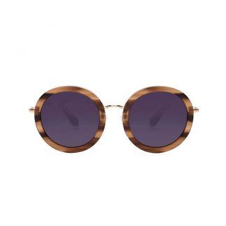 Солнцезащитные очки Xiaomi Turok Steinhardt Round Frame Nylon (жен) - 1