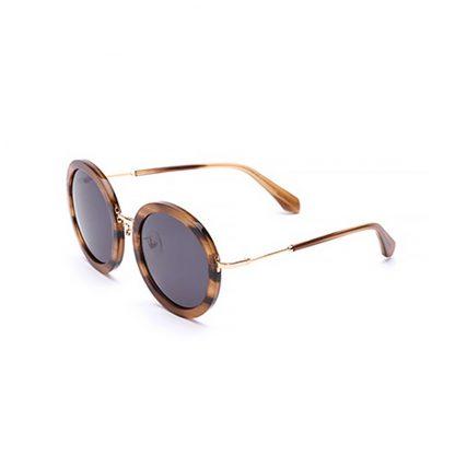 Солнцезащитные очки Xiaomi Turok Steinhardt Round Frame Nylon (жен) - 2
