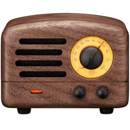 Радиоприемник Xiaomi Muzen Elvis Presley Radio FM Bluetooth Portable Speaker Walnut-1