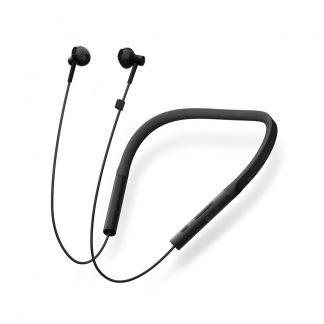 Беспроводные Наушники Xiaomi Mi Bluetooth Neckband Earphones Black - 1