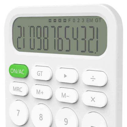 Калькулятор Xiaomi MiiiW Calculator White (MWCL01) - 4