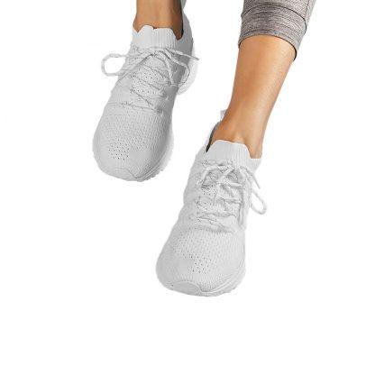 Кроссовки Xiaomi Mijia Sneakers 2 One белый р.37 - 4