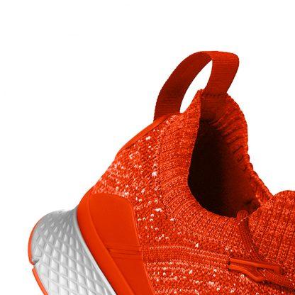 Кроссовки Xiaomi Mijia Sneakers 2 One оранж 39 - 2