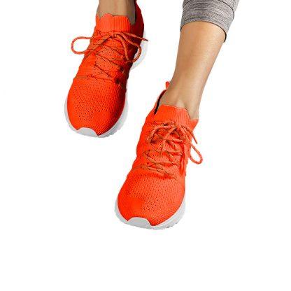Кроссовки Xiaomi Mijia Sneakers 2 One оранж 39 - 3
