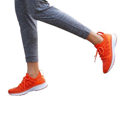 Кроссовки Xiaomi Mijia Sneakers 2 One оранж 39 - 4
