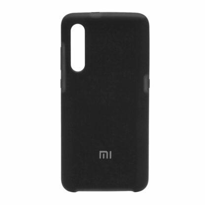 Nakladka Silikonovaya Dlya Xiaomi Mi9 Chernyj 1