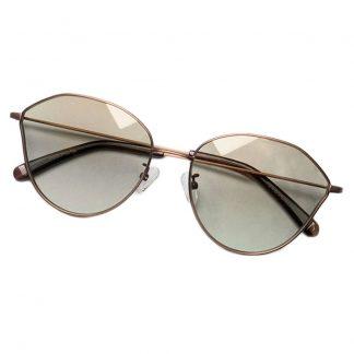 Солнцезащитные Очки Xiaomi TS Fashion Sunglasses Eye Shape Champagne Gold SM089-0403 - 1