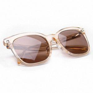 Солнцезащитные очки Xiaomi Turok Steinhard (Cat-Eye) янтарь - 1