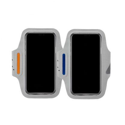 Спортивный чехол на руку Xiaomi Guilford (4.7-5.2 дюймов) Blue - 2