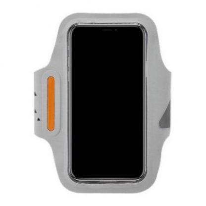 Спортивный чехол на руку Xiaomi Guilford (5.5-6.0 дюймов) Orange - 1