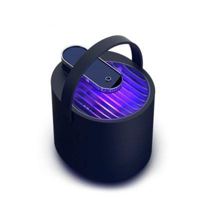 Электрическая лампа-ловушка Xiaomi Claite Mosquito Killer Lamp Dark Blue-2