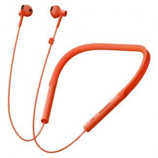 Беспроводные Наушники Xiaomi Bluetooth Neckband Earphones Basic Orange - 1