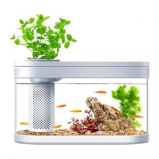 Akvarium Xiaomi Geometry C180 Smart Fish Tank Pro Standart Set 1
