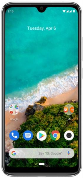 Xiaomi Mi A3 4/64Gb Black - 2