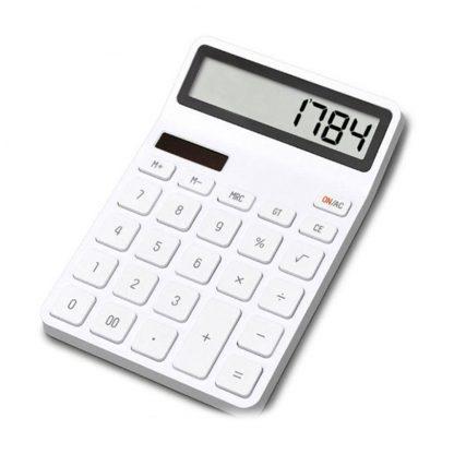 Калькулятор Xiaomi Mijia LEMO Desktop Calculator - 2