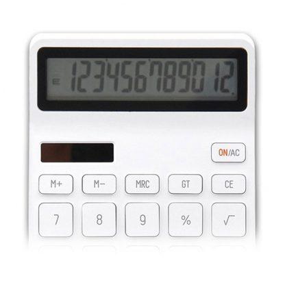 Калькулятор Xiaomi Mijia LEMO Desktop Calculator - 3